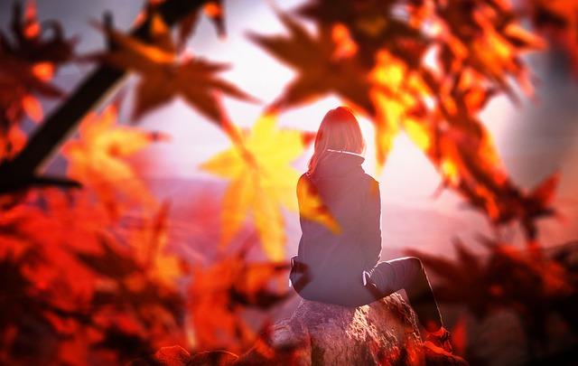 Jahreszeit Oktober