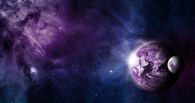 Blick in das Universum
