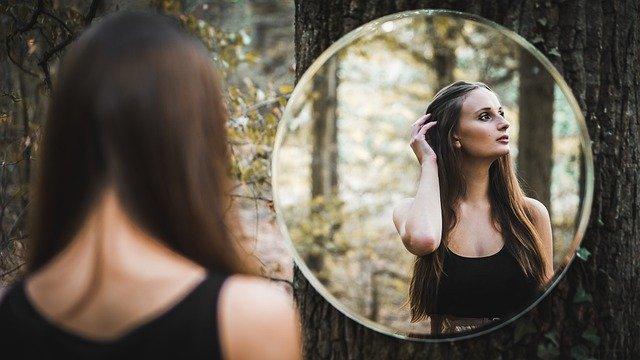 Spiegel seiner selbst
